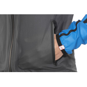 Protective Burketown Rain Jacket Men blue